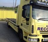 2008 Iveco Recovery Truck