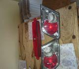 Mazda 6 rear lights assembly