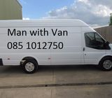Man with a Van Dublin & Westmeath 0 8 5 1 0 1 2 7 5 0