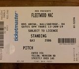 Fleetwood Mac (1 Standing Ticket)