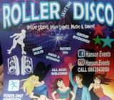 Roller disco tickets