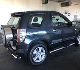 2008 Black Suzuki Vitara For Sale