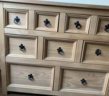 Bedroom organiser cabinet