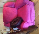 Sofa & armchair