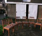Dining Chairs/6