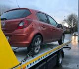 CC Recovery.ie Tow Truck Van recovery