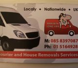 Deliveries and house removal service