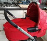Quinny 3 in 1 travel system for sale