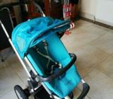 Quinny buggy and accessories