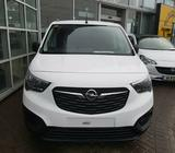 Man with opel combo van for smaller pick ups and deliveries