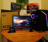 PC Gaming i7-6700K, GTX 1070Ti 8GB, SSD,16GB DDR4