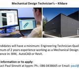 Mechanical Design Technician's –