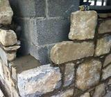 Old Salvage Reclaimed Galway Limestone Building Stone