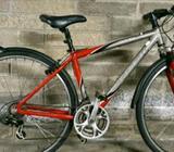 Bike Alumienium weels 28