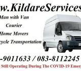 Man with Large Van Service