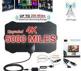 200 miles Antenna Digital HDTV TV Antenna received local tvs station