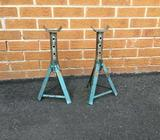 Car axle stand
