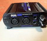 ART Dual Reamp Box