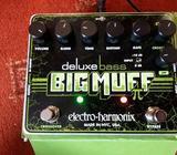 Electro Harmonix Deluxe Big Muff Pedal