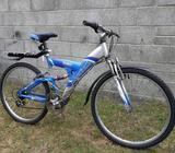 Adult mountain bike
