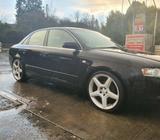 2007 Audi A4 sline