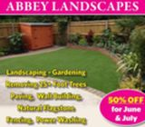 Abbey Landscapes and Tree Surgeons