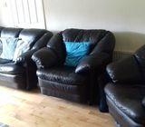 Sofa & Chairs 3/1/1