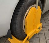 Car  and Van Wheel Clamp