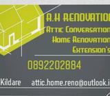 A.H RENOVATIONS