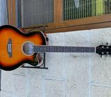 Classic Guitar Tiger - perfect condition bought in JAN-20