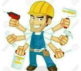 HANDYMAN & SURROUNDING AREAS 0899767126