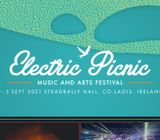 Electric picnic ticket