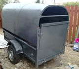 Sheep calf pig trailer