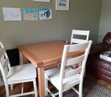 Table and 3 chairs for sale Clondalkin D 22