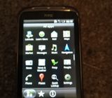 HTC Wildfire S smart phone