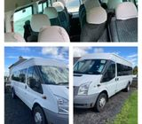 Mini bus 17 seater