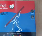 Berol Paper Mate - Box of 288 Coloured Pencils