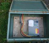 Metal Meter Box