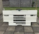 Scania front grill