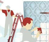 Wallpapering, Painting and Decorating in Co.Dublin with Reasonable Prices
