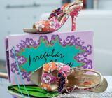 Irregular choice sandals. size 42 with original box