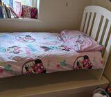 Free kids bed