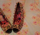 Avril lavigne high heels