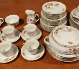 Thun Carlsbad Czechoslovakia 48-pieces dinner and Coffee set