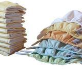 Newborn fabric Nappies