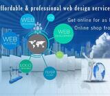 Web Design from €245 | Web Development | E-commerce Development