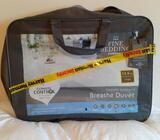 Breathe Duvet 1 person - The Fine Bedding Company