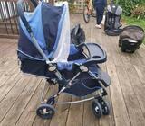 buggy/pram/stroller 3months - 4 yrs old
