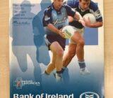 Laois GAA Leinster Football Championship Programmes