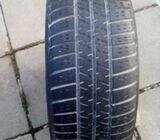 Wheel / Firestone Brand Tyre